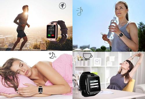 reloj smartwatch dz09 bluetooth nuevo y garantia