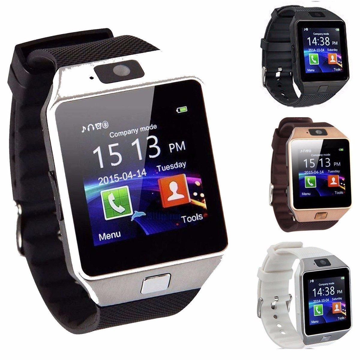 3c504ae7b70 Reloj Smartwatch Dz09 Reloj Celular Bluetooth Camara -   245.00 en Mercado  Libre