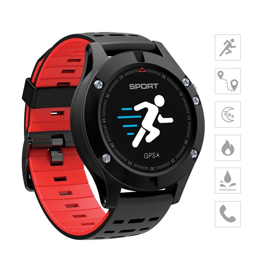 a6c9dfb4ad63 reloj smartwatch f5 gps cardio altimetro android ios. Cargando zoom.