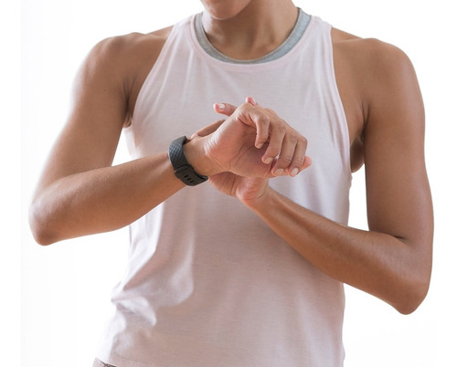 reloj smartwatch fitbit charge 3 fitness (negro/alu) sin nfc