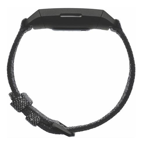 reloj smartwatch fitbit charge 4 special edition granito