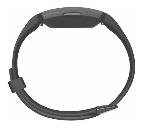 reloj smartwatch fitbit inspire con monitoreo cardiaco negro