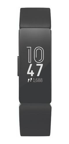 reloj smartwatch fitbit inspire fitness negro