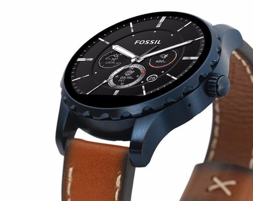 reloj smartwatch fossil q android,ios ftw2106 envió gratis.