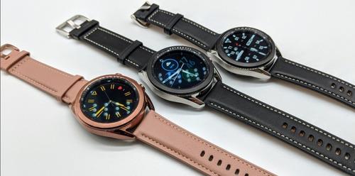 reloj smartwatch galaxy watch 3 samsung mercado lider gold