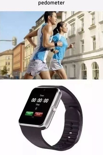 reloj smartwatch gt08 para android -  ! - t11