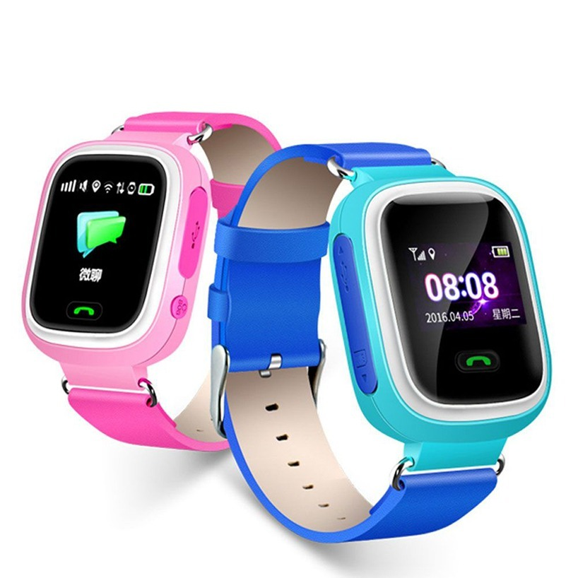 b5dfc3f0938f3 reloj smartwatch kids niños rastreador gps llamada bluetooth. Cargando zoom.