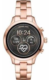 Kors Michael Smartwatch Reloj Access Mk5046 Runway vnw80Nm
