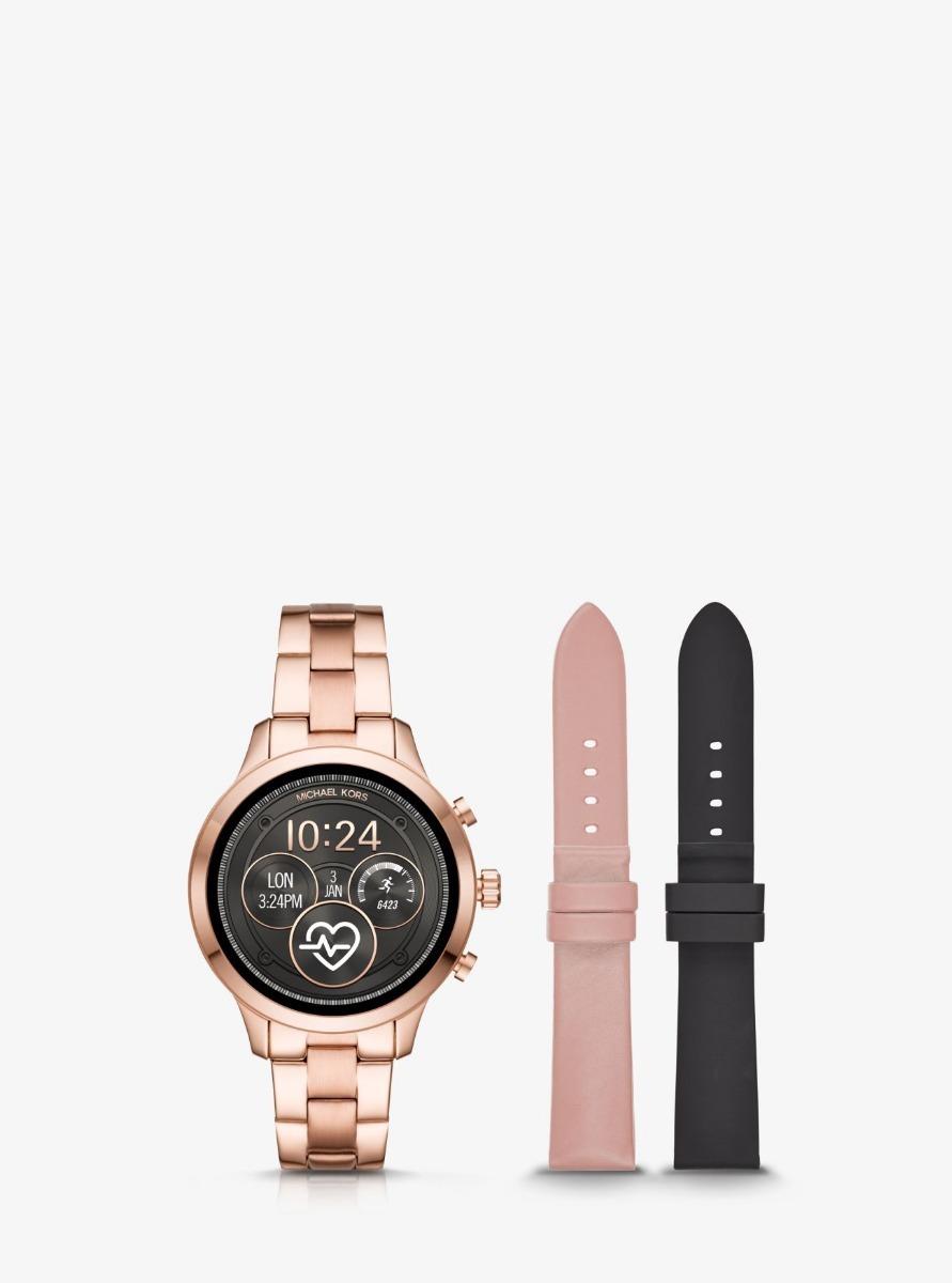 Smartwatch Original Mkt5054 Runway Reloj Kors Michael 5FJK1lT3uc