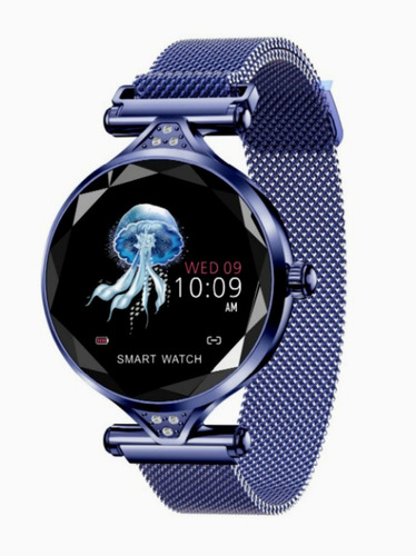 reloj smartwatch mujer exclusivo funcion de ciclo femenino