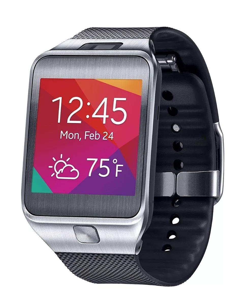 9310cf82a24c reloj smartwatch samsung gear 2 4gb 2mp bluetooth. Cargando zoom.