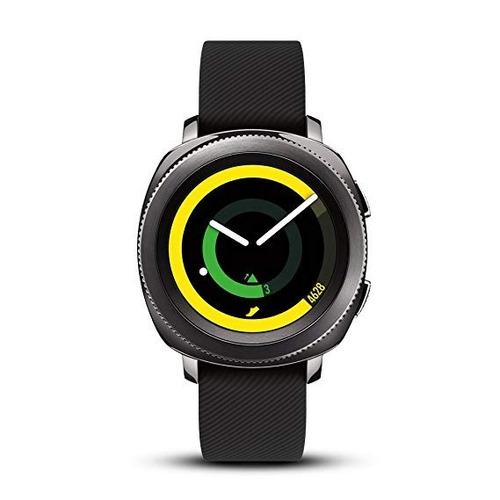 reloj smartwatch samsung gear sport sm-r600 running natación