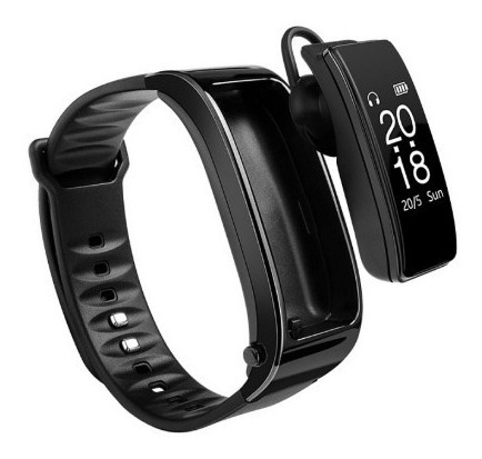 reloj smartwatch talk band y deportivo
