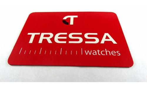reloj smartwatch tressa sw-107 metal garantia android