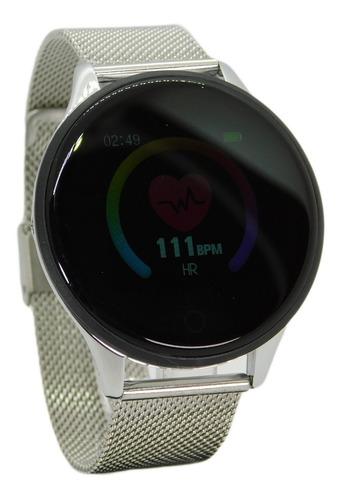 reloj smartwatch tressa sw-107/si novedad joyeria esponda