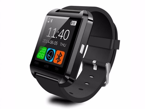 reloj smartwatch u8 bluetooth notificaciones mp3 2017