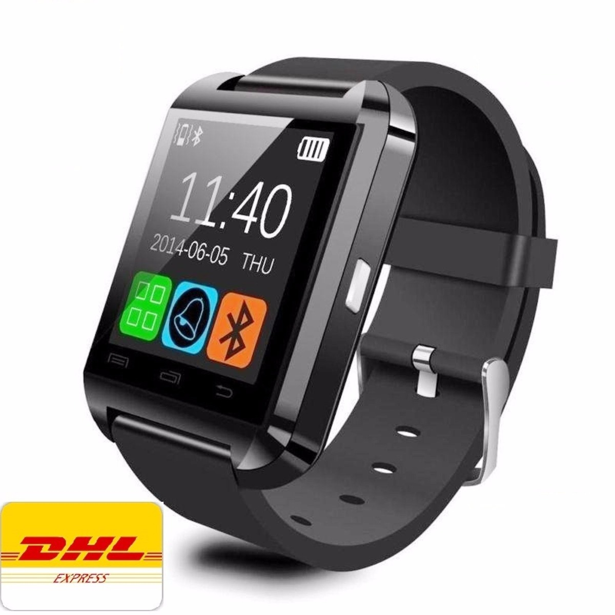 smartwatch compatible with iphone reloj smartwatch u8 bluetooth smartphones android amp iphone 2572