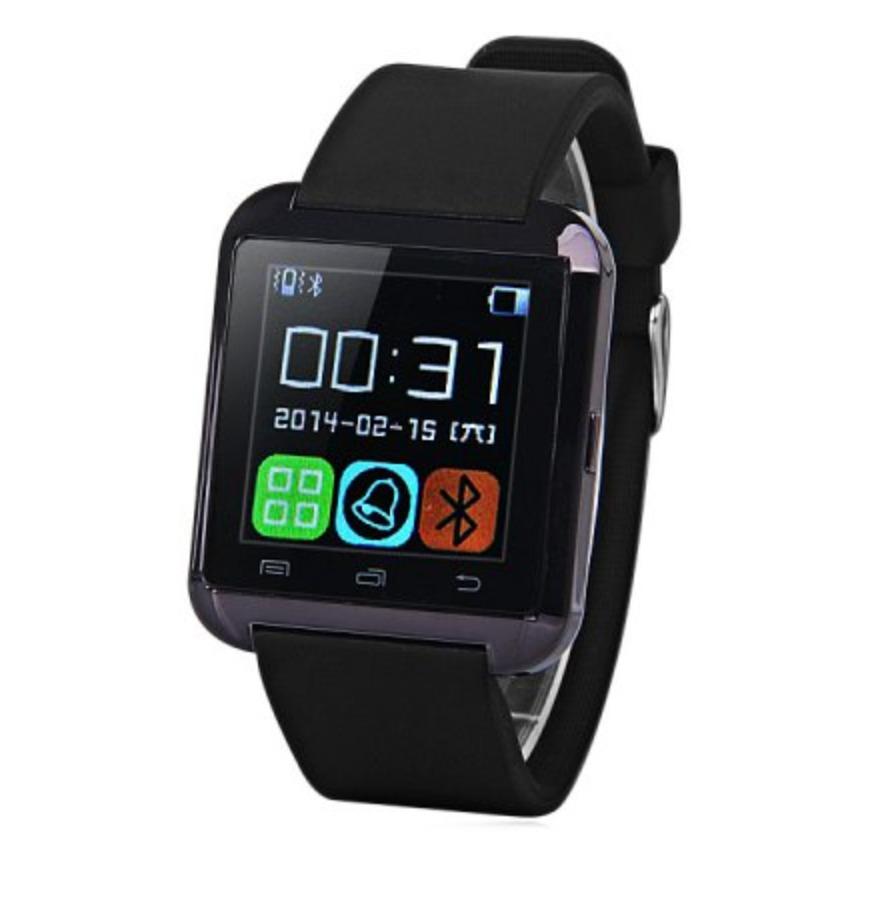 Reloj Smartwatch U8 Bluetooth Smartphones Android & Iphone ...
