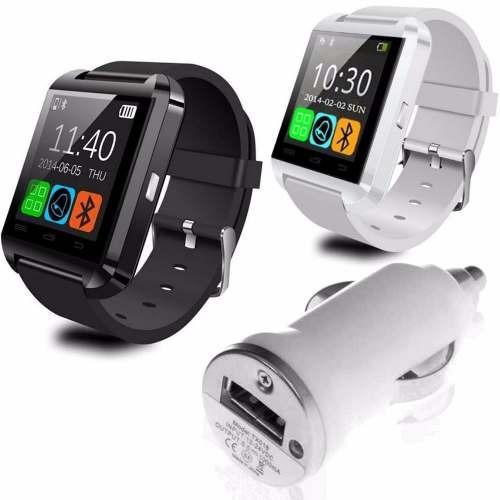 f009d9ab580 Reloj Smartwatch U8 Pro Para Android Ios iPhone Bluetooth - $ 298.59 ...