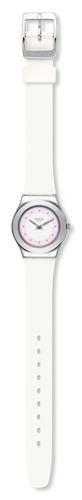 reloj sowhite análogo swatch