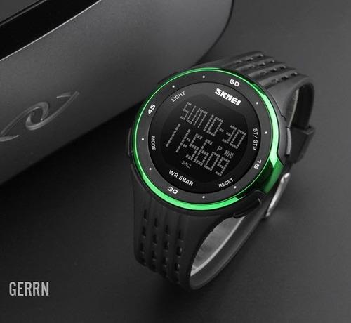 reloj sport skmei 1219 deportivo digital sumergible