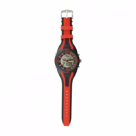 reloj sport tipo militar ms#1 resistente alarmas cronometro