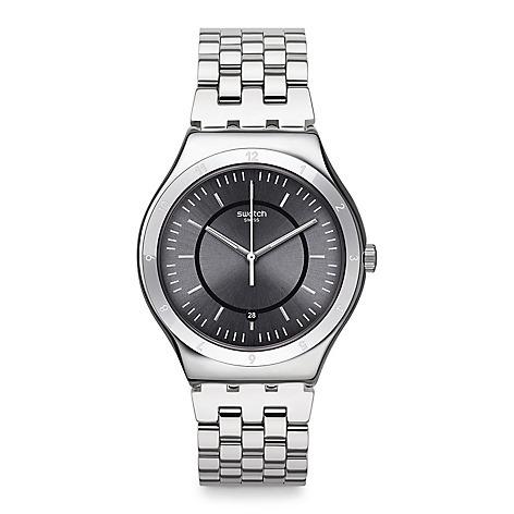 99dc91b5bef8 Reloj Stand Alone De Swatch Accesorios Para Hombre Moda Fb ...