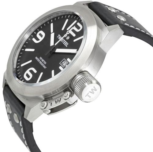 reloj steel hombre