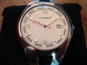 006a3dc0944a Reloj Steiner Swiss Movement - Joyas y Relojes en Mercado Libre México