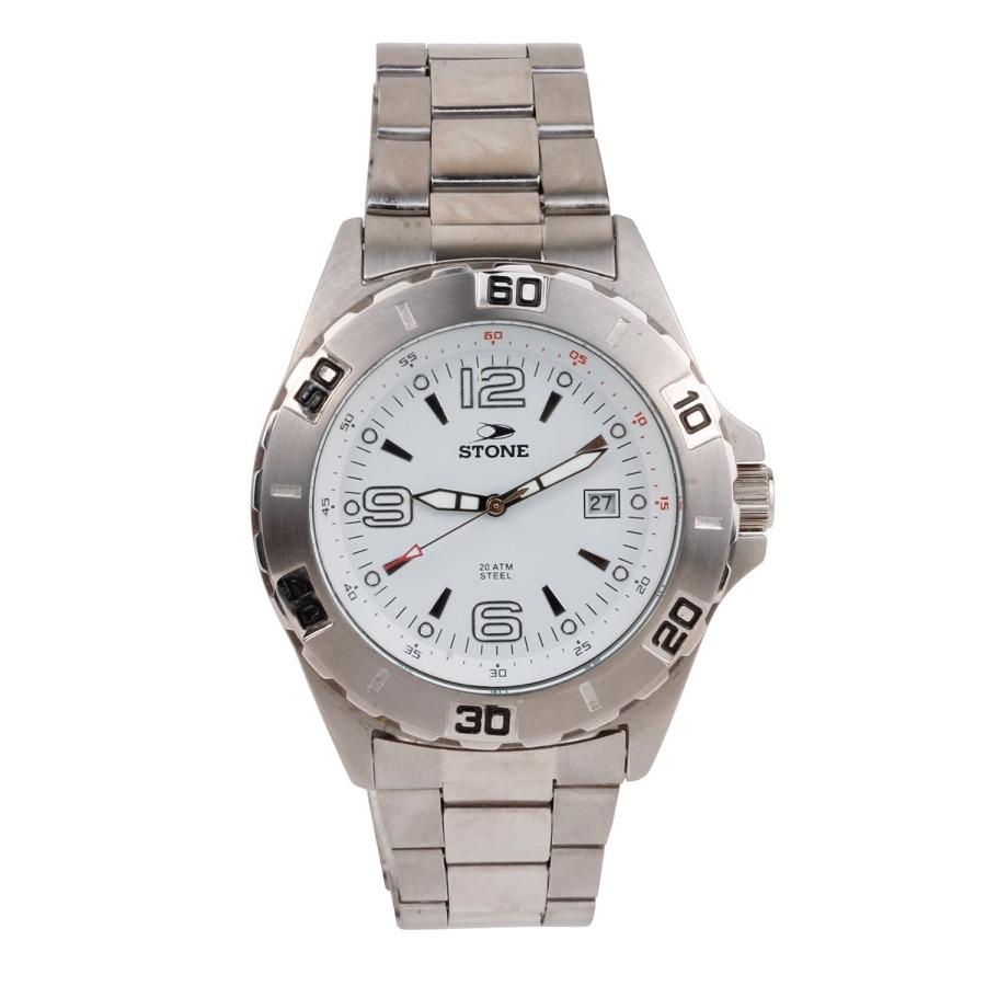 a9525c5fa2bf reloj stone acero hombre wr200m calendario agente oficial. Cargando zoom.