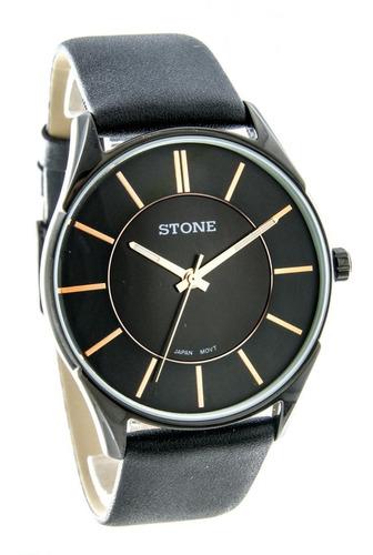 reloj stone hombre análogo clasico garantia oficial oferta!!