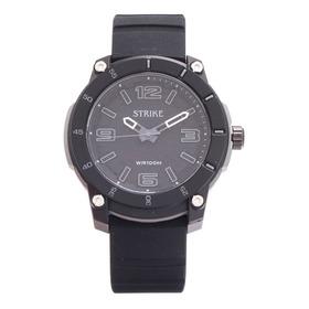 Reloj Strike Watch Análogo Aq1194-4aca-bkgy Hombre