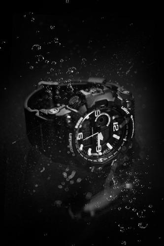 reloj stromberg hype sumergible dual negro adulto