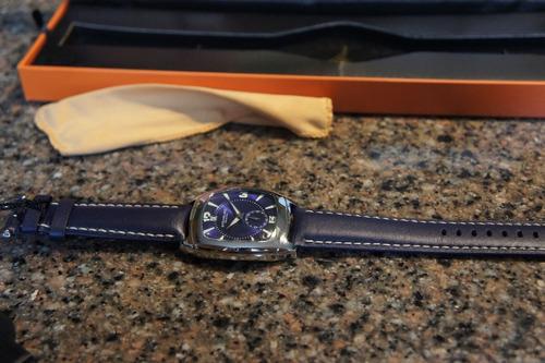 reloj stuhrling original 116a princeton azul inotech