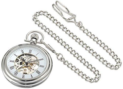 reloj stuhrling original   plateado w14