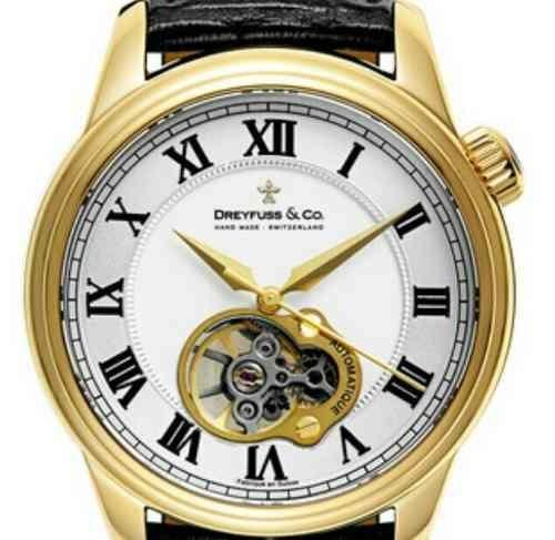 Gratis Dreyfuss Mano A Automatico Hecho Envio Reloj Suizo vN0wOm8ny