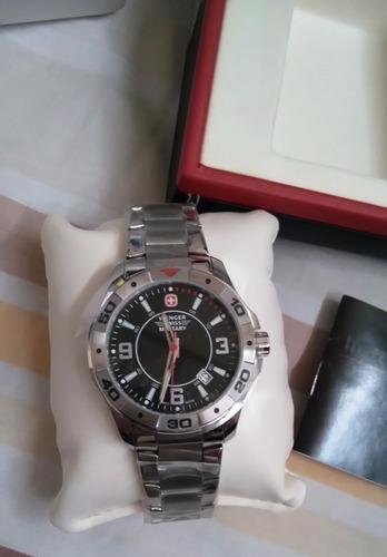 reloj suizo de lujo para hombre 100% original en estuche