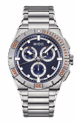 reloj suizo mido sport para caballero