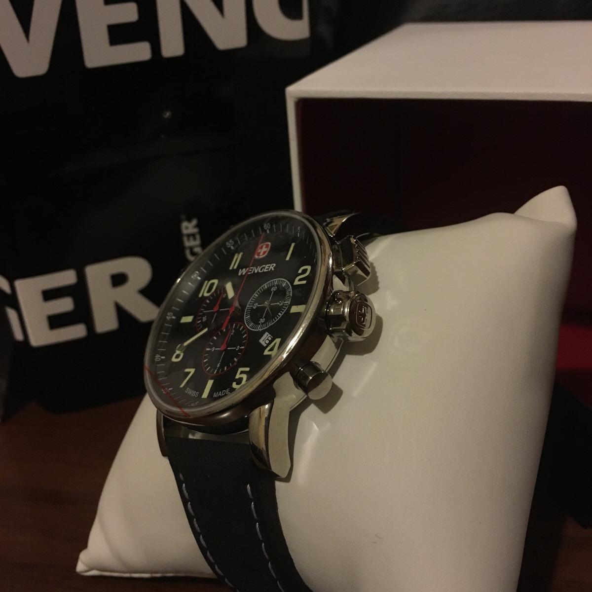 93991aba85a4 Reloj Suizo Wenger Comando 01.1243.104 By Victorinox -   5.900