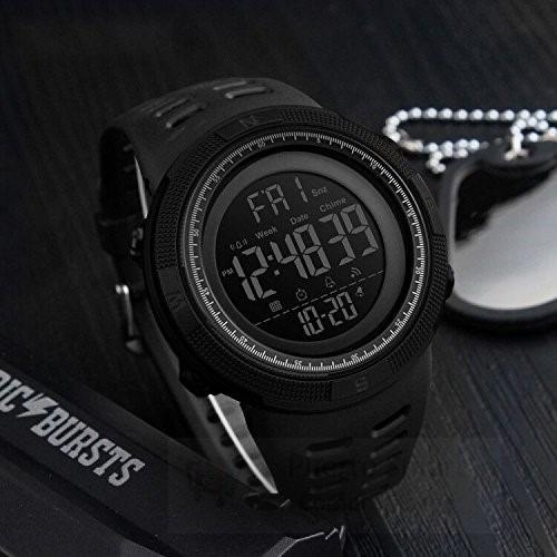 a8eea5354716 Reloj Sumergible Running Cronometro  cuenta Regresiva Alarma ...