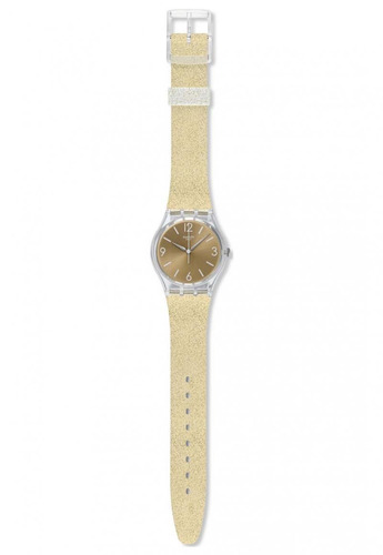 reloj sunblush dorado swatch