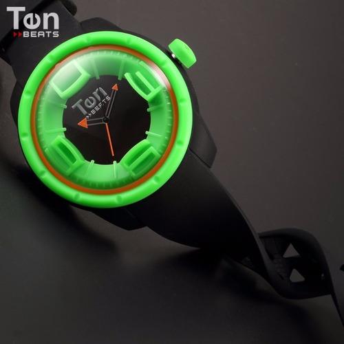 reloj super resistente para tu hijo verde neon
