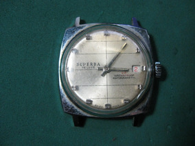 e305421f8981 Reloj Superba en Mercado Libre Argentina