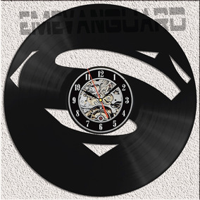 Vinilo Lleva Superman 20 off Reloj El Ideal Regalo 2doAl hQBrCtxosd