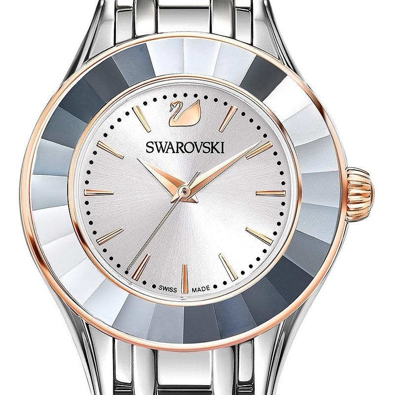 Reloj Swarovski Alegria Mb Acero Oro Rosa