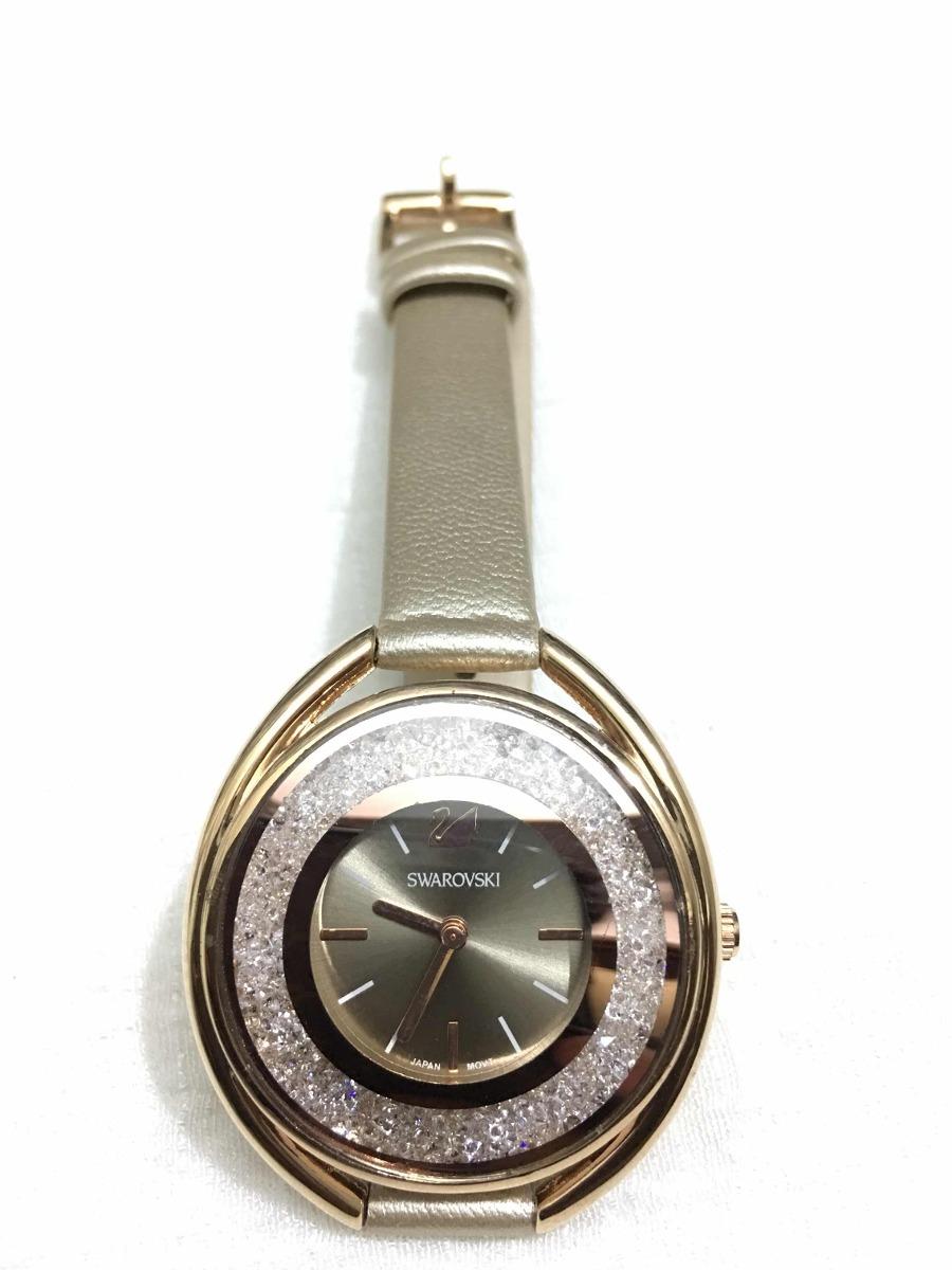 397dfedc093b Reloj Swarovski Dorado Para Dama ! Fino ! ! Envio Gratis !