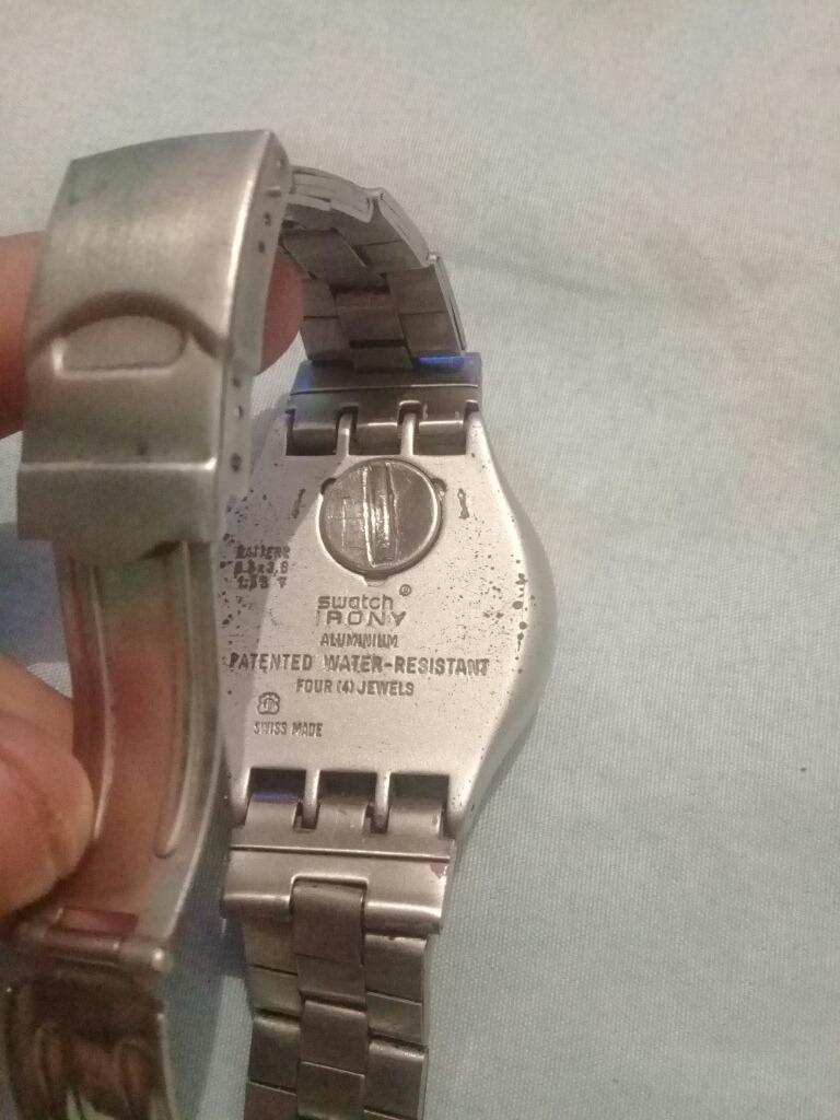 Operativo Año 00 2002 De Todo 3 000 Reloj Piñones Bs20 Swatch l1Tc3FKJ