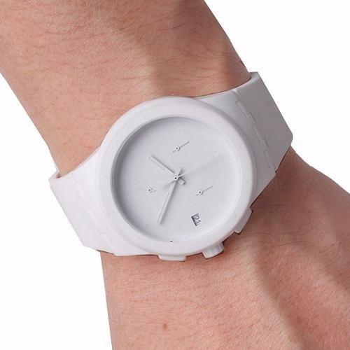 reloj swatch basic white susw400 | original envío gratis