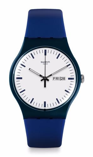 reloj swatch bellablu suon709 | original envío gratis