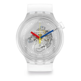 Reloj Swatch Big Bold Jellyfish So27e100 Envió Gratis